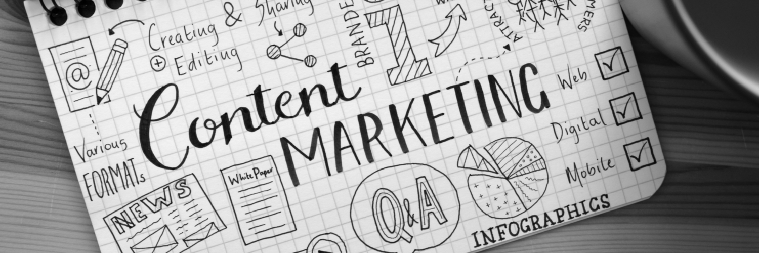 content strategy note page